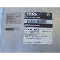 Modulo De Injecao Eletronica Volvo Edc 360 Bosch 0281-001-20