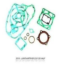 Jogo Junta Motor Rd125-rd135 Valflex