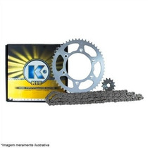 Relação Kit Transmissão C/ Retentor Honda Xre 300 - K