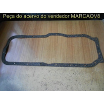 Junta D Carter Do Motor 6 Cil Maverick Rural F75 Jeep Willys