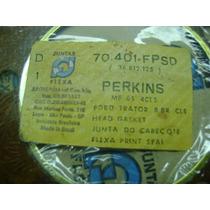 Perkins - Mf 65 / Ford Trator Motor 8 Br - Junta Cabeçote