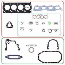 Junta Kit Retifica Motor Aço Gol Power Ea111 1.0 16v 2002/