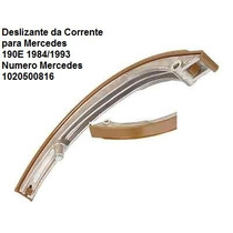 Mercedes 190e 2.3 86/93 Deslizante Da Corrente