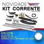 Kit Corrente De Sem Polia Sorento Td 2.5 16v Diesel 05/.....