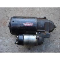 Motor De Partida Opala Delco ( Todos 4 E 6 Cilindros)