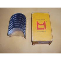 Bronzina De Biela Std Motor Perkins 4203 Metal Leve