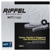Kit Relação Transmissão Para Xt 660 Xt 600 E Virago 250