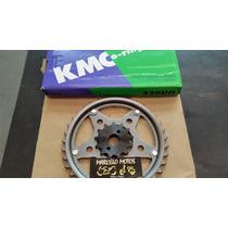 Kit Relação Honda Cbx 250 Twister Com Retentor Kmc