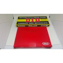 Kit Relação Com Retentor Honda Cb 500 F (vaz/did) 2014 Ed