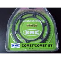 Kit Tração Kit Relação Kasinski Comet 250 Kmc Aço 1045