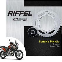 Relação Pinhao + Coroa Riffel Honda Xl 700 Transalp 47 X 15
