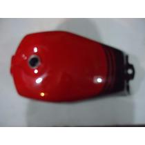 Tanque Cb 450 Dx Preto/vermelho 88 Pintado