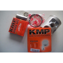 Pistao Agralle 27.5 0.50mm Kit C/anel Kmp