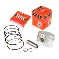 Pistão Kit C/ Anéis Honda Cbx200 Kmp/rik 1,00 Mm
