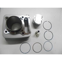 Kit Cilindro Pistao E Aneis 3mm Cbx 250/xr 270cc