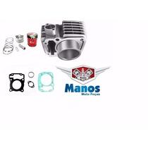 Kit Aumento Cilindrada Fan125 2009/2014 P/150cc Frete Gratis
