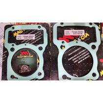 Flange Cilindro 2mm Master E Cia Cg Fan Titan 125cc