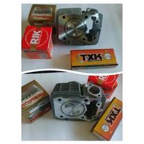 Kit Preparado Titan150 P/200cc C/pistao 65.5m C/comando 296