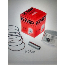 Pistão Kit C/ Anéis Honda Turuna/xls125 83 Em Diante 0.75