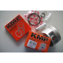 Pistao 3,00mm Cg 125 02 A 08 Com Anel Kmp