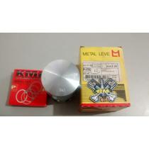 Pistão De Rd 135 1,mm Com Anéis (rm)