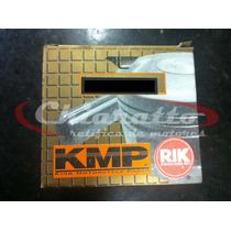 Pistao Aneis Kmp/rik Premium Cg 150 P/ Cg 190 Titan 190