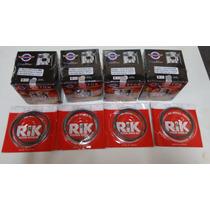 Pistão Cbx 750 Com Anel Rik Cartela Kit Com 4 Jogos Med.0,50