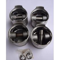 Kit/pistao 1mm Motor Fusca-brasilia-kombi1600cc Alcool A Ar