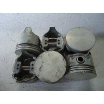 Jogo De Pistões Std Opala 250 - 6 Cil - Metal Leve 269-02c4