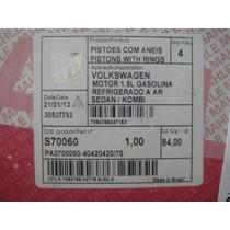 Kit P&a Motor Fusca 1500 1mm Gas 67 A 75 Mahle - Kaeferpower