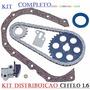 Kit Corrente Da Distribuiçao Cht Gol Escort Delrey Corcel