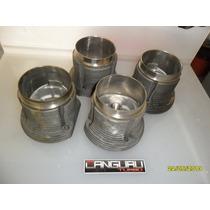 Pistão Forjado Mahle 92mm 2.0 Motor Ar Fusca /brasilia/ Komb