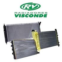 Radiador Visconde Escort Logus Pointer 1.8 C/ar 93/96 2278