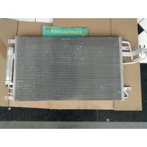 Condensador Do Ar Condicionado Tucson 06 A 015 4 E 6 Cilindr