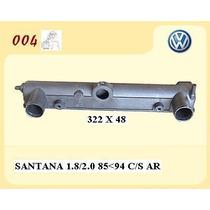 Caixa Radiador Santana/pampa 1.8 Valeo