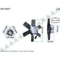 Ventoinha Radiador Corsa 1.6 Mpfi 96/02 - Bauen