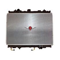 Radiador L200 Hpe 2004 Ate 2007 - C/ar Automatica Mecanica