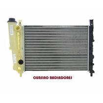 Radiador Fiat Uno / Fiorino / Premio 1.5 8v 87-93 Visconde