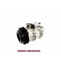 Compressor Ford Ká / Fiesta 1.0/1.6 8v 07-13 C/ Ar- Denso