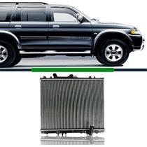 Radiador Pajero Sport 2.5 Td Diesel Ano 98 - 06 Automático