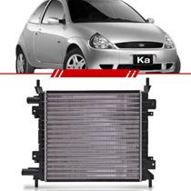 Radiador Ford Ka 1.0 1.6 Rocam 00 Até 08 Sem Ar