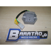 Regulador Retificador Honda Cbr 450 Sr Cb 500 Baratão Motos