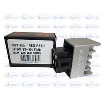 Regulador Voltagem Titan 92 Ha 04, Fan, Nxr 125, 150 Bros