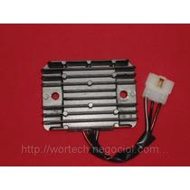 Regulador\retificador De Voltagem Gsx 750 Srad (5 Fios)