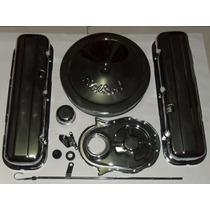 Kit Cromado Motor 396 427 454 Chevrolet V8 Corvette Chevelle