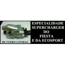 Turbo Supercharger - 09 Meses De Garantia