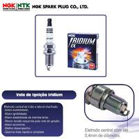 Vela De Ignição Ngk Iridium Honda Cbr 600f / F1 / F2 / F3