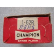 Vela Igniçao Motores 2 Tempos Popa Champion L62r=ngkb8hs