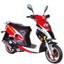 Correia 669 18 - Scooter 50cc - Jonny Shineray - Marca Bando