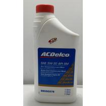 Óleo Gm Acdelco 5w30 Semi Sintético Corsa/celta/prisma/agile